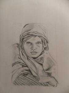Portraits Ghazni Afghanistan 1990